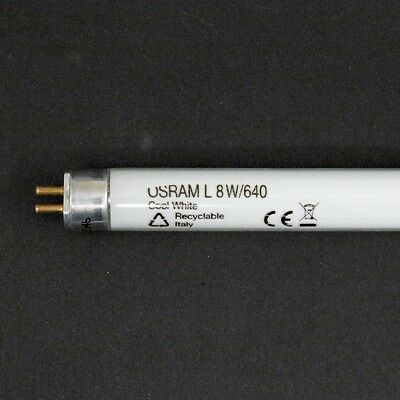 Osram L 8 W/ 640 El Cool White 288mm G5 for Emergency Power Suitable