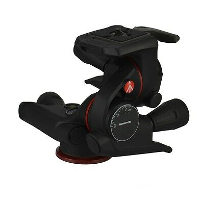 MANFROTTO MHXPRO-3WG XPRO 3-wege-getriebeneiger with Quick Release Plate 200PL
