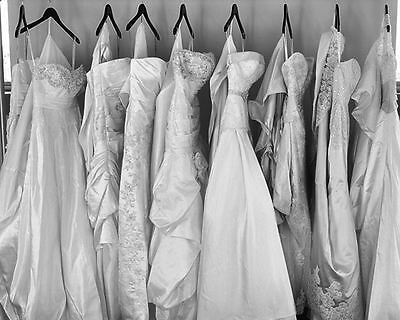 Going out of Business Sale-Wedding Dress Lot of 2 Large Size Designer Gowns
