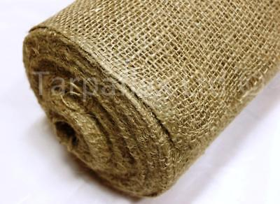 Hessian 6Oz Natural Frost Protection Masonry Building Plants Garden Brickwork