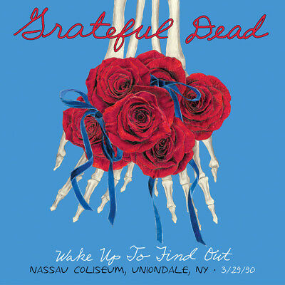 The Grateful Dead – Wake Up To Find Out 5 LP Box Neu 081227958312