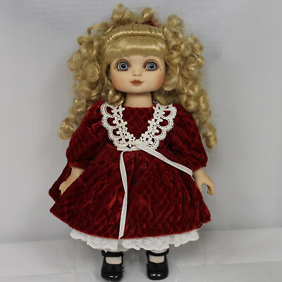 ADORA Belle Holiday Cheer Doll 1999 Target Exclusive by Marie Osmond Xmas