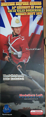 Did 24Th Regiment Of Foot Rorke´s Drift Cyber-Hobby Dragon Hot Toy 1/6 Scale