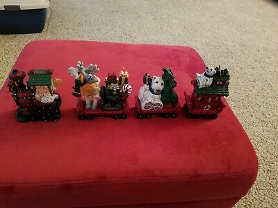Tannenbaum Express Train Set-by David Frykman -With Certificate of Authenticity