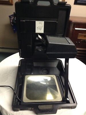 "3m portable  overhead projector The Five ""O"" Eighty Eight"