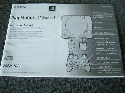 psone console user guide how to and user guide instructions u2022 rh taxibermuda co PlayStation 3 Console PSOne Joystick