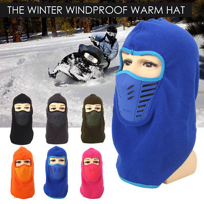 Windproof Motorcycle Neck Balaclava Nylon Silicone Winter Outdoor Bicycle