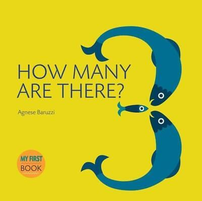 NEW How Many Are There? By Agnese Baruzzi Board Book Free Shipping