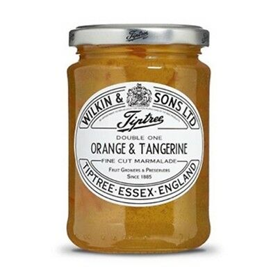 Tiptree English Marmalade, Orange & Tangerine Marmalade , (2 Jars x 340g)