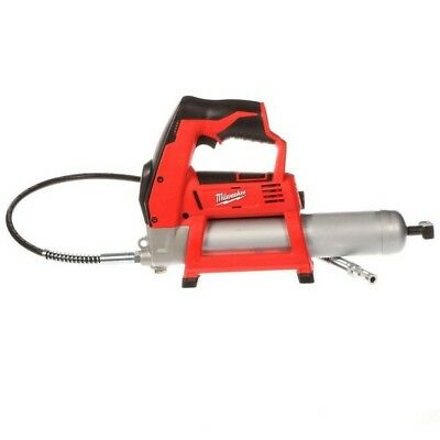 Air Grease Gun Cordless 12 Volt Lithium Ion Battery 8000 PSI Hose Bare Tool Only