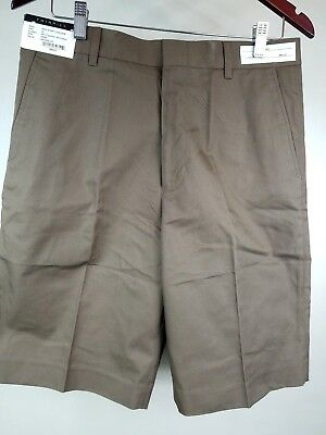 NEW Twinhill UPS United Parcel Service Mens Large Brown Shorts