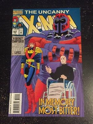 Uncanny X-men#309 Incredible Condition 9.2(1994) Romita.jr Art!!