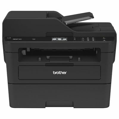 Brother MFC-L2750DW All in One Mono Laser Wireless Multifunction Printer Fax