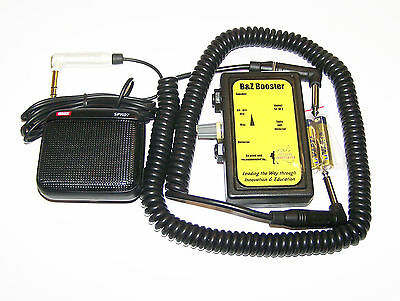 B & Z Booster and Speaker suit all Minelab SD, GP or GPX including the GPX 5000