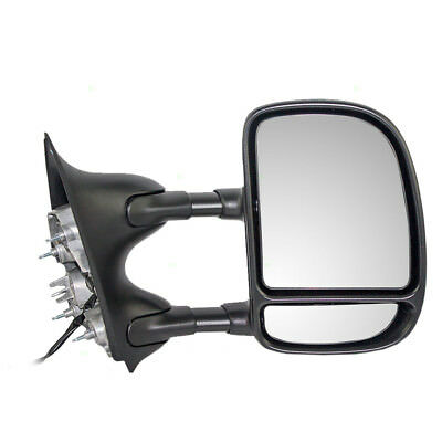 Ford Super Duty Pickup Truck Excursion Passengers Telescopic Tow Power Mirror