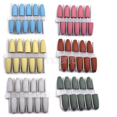 1Pack Dental Polisher F/ Resin Base Hidden Denture Porcelain Teeth Grinding 610#