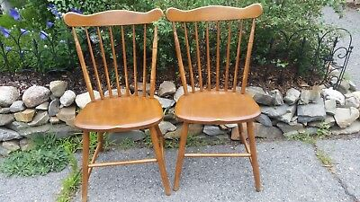 2 Vintage  Conant Ball Chairs  Mid Century