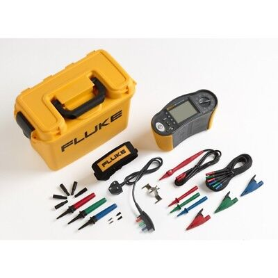 NEW Fluke 1663  Multifunction Tester - Improved version of 1653b