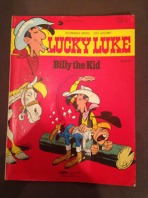 """Lucky Luke - Billy the Kid"" Comic Band 39"