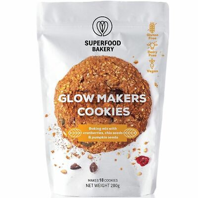 Superfood Bakery | Glow Makers Cookie Mix 280g