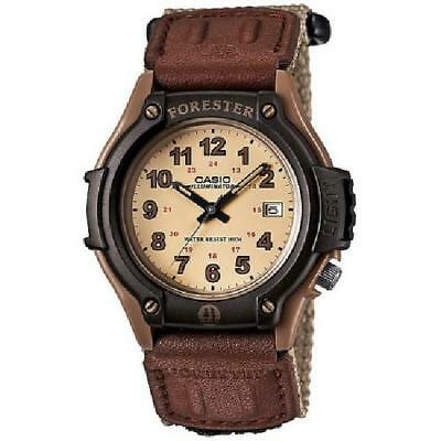 Mens Wrist Watch Analog Water Resistant Casio For Boy Valentines Day Gift New