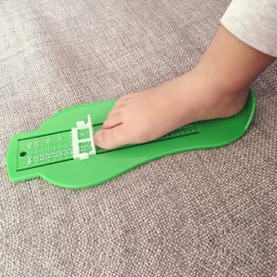 Foot Measure Shoes Sizer Tool Baby Child Shoe Toddler Fittings foot