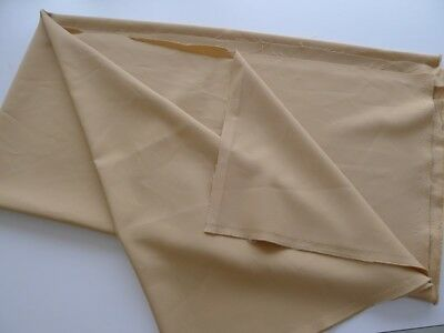 747b6501d25a COUPON TISSU COUTURE 2063 gabardine polyester poids robe 1.50 m