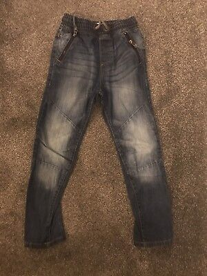 Boys Next Twisted Denim Jeans Age 7 Years