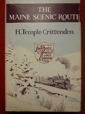 Buch: The Maine Scenic Route (SR&RL) Maine 2 ft. (610mm)
