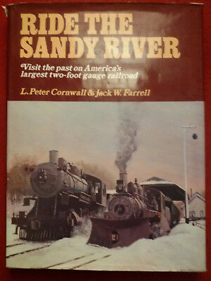 Buch: Ride the Sandy River (SR&RL) Maine 2 ft. (610mm)