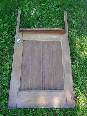 Antique Door Dutch Post Office Door Bank Teller Dutch Door Oak Architectural