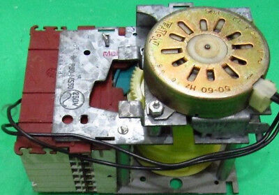 Frontload Washer Primus Reverse Timer Part # 343000057