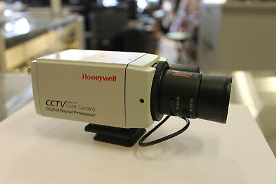 "HONEYWELL HCC484L CCD CCTV SECURITY CAMERA LENS 2.7-13.5mm/F1.3 1/3"" CS Mount"