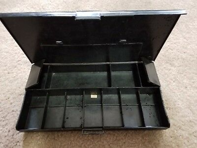 AURORA AFX Model Motoring Pit Kit Carrying Case TJet Slot Car Race Tool Box 1449