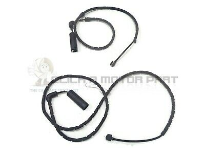 BMW X3 2.0i 2.0D 3.0i 3.0D 2004-2011 FRONT & REAR BRAKE PAD WIRE SENSORS NEW