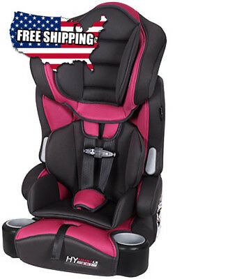 Baby Trend Hybrid LX 3-in-1 Harness Booster Car Seat