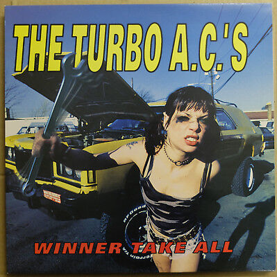 The Turbo A.C.'s ‎– Winner Take All LP