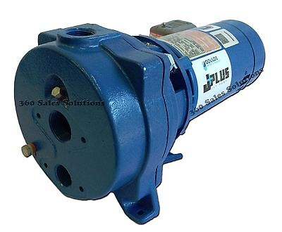 Goulds J5 - Convertible Jet Pump - 1/2HP - 115v/230v - (NEW)