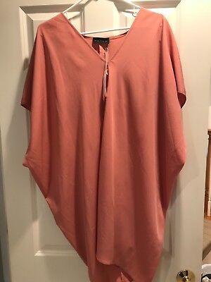 Hatch Collection - The Slouch Dress  - PINK - One Size BNWT Sample