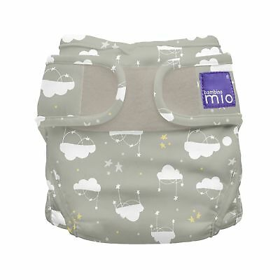 Bambino Mio, Miosoft Cloth Diaper Cover, Cloud Nine, Size 1 (<21lbs)