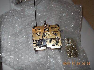 Regula 1 Day Cuckoo Clock Movement 23.5cm  Brand New With Chains