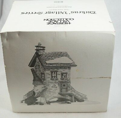 Dept 56 Dickens Village The Maltings 5833-5 with light