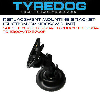 Tyredog Replacement Suction Cup Mounting Bracket To Suit Tyredog Tpms 4X4 Offroa
