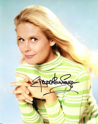 Elizabeth Montgomery BEWITCHED  In Person Signed Photo  UACC