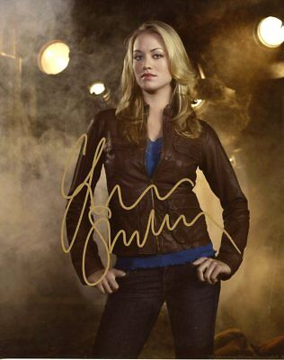 Yvonne Strahovski CHUCK In Person Signed Photo  UACC