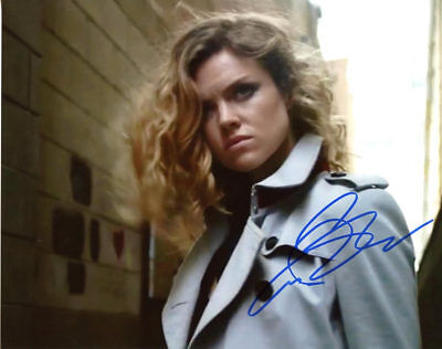 Erin Richards GOTHAM In Person Signed Photo  UACC