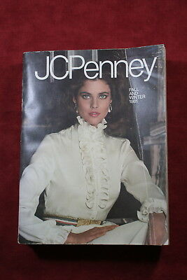 1981 JC Penney Fall/Winter Catalog