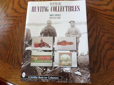 Top of the Line Hunting Collectibles  (1998, Hardcover)