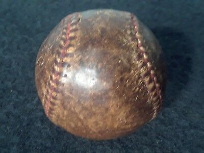 Vintage Antique Late 1800's Early 1900's Baseball Unknown Maker beautiful tone