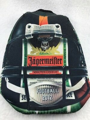 Jagermeister Coozie Football 2012 750ml Sized Koozie Cooler